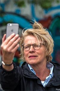 Portret Margriet Brandsma