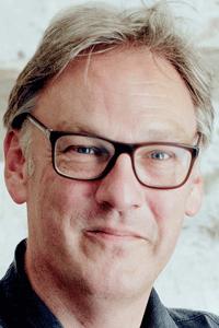 Portret Peter de Vries