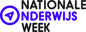 Logo Nationale Onderwijsweek